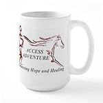 Celebrate Adventure Large Mug