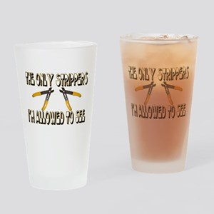 Only Strippers Pint Glass