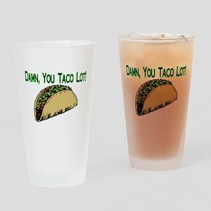 Taco Lot Pint Glass