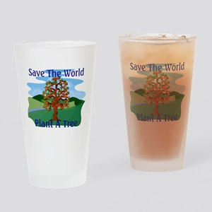 Plant A Tree Pint Glass