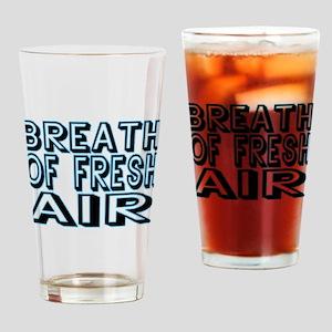 Fresh Air Pint Glass