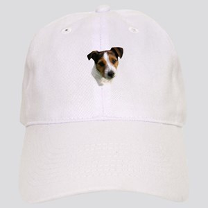 Jack Russell Watercolor Cap
