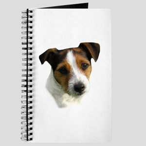 Jack Russell Watercolor Journal