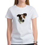 Jack Russell Watercolor Women's T-Shirt