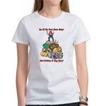 Top Of The Food Chain Women's T-Shirt