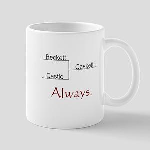 Beckett Castle Caskett Always Mug