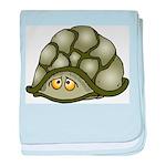 Cute Turtle baby blanket