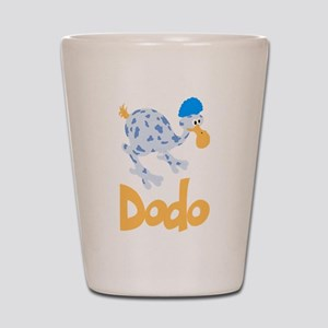 Cute Dodo Shot Glass