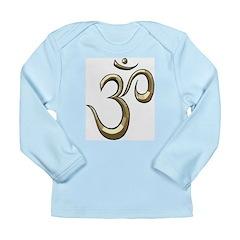 Golden Om Long Sleeve Infant T-Shirt