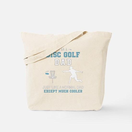 Cute Disc golf Tote Bag