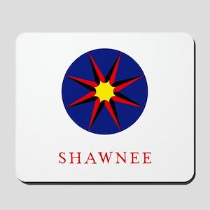 Shawnee Star #05 Mousepad