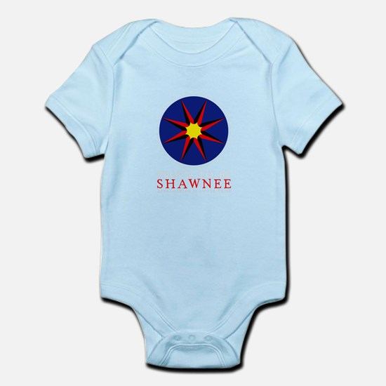Shawnee Star #05 Infant Bodysuit