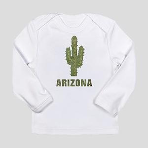 Vintage Arizona Long Sleeve Infant T-Shirt