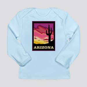 Arizona Long Sleeve Infant T-Shirt