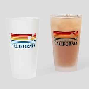 California Pint Glass