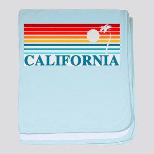 California baby blanket