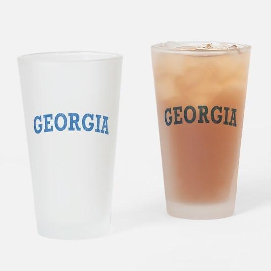 Vintage Georgia Pint Glass