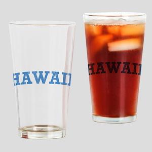 Vintage Hawaii Pint Glass