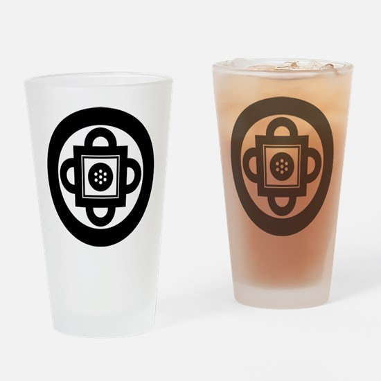Shambhala Symbol Pint Glass