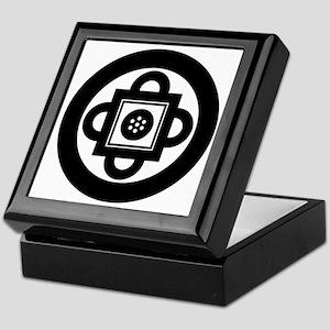 Shambhala Symbol Keepsake Box
