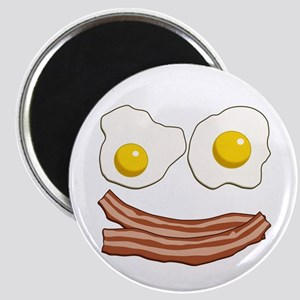 Bacon and Eggs Magnet