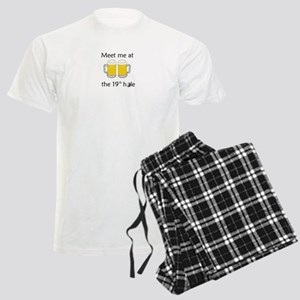 19th Hole Men's Light Pajamas