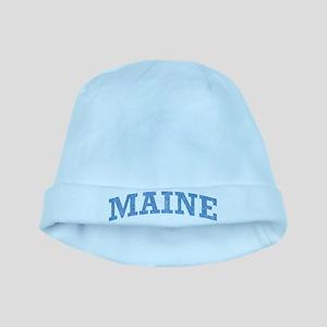 Vintage Maine baby hat