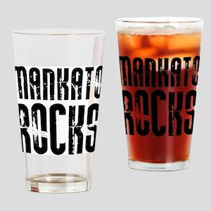 Mankato Rocks Pint Glass