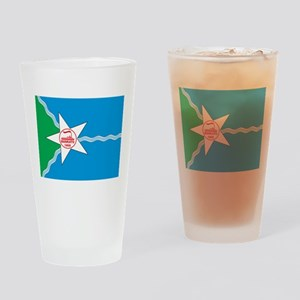 Mankato Flag Pint Glass