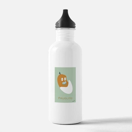Frijolito/Baby Bean Sports Water Bottle