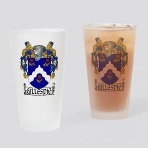 Gillespie Coat of Arms Pint Glass