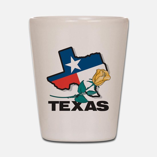 Texas Shot Glass