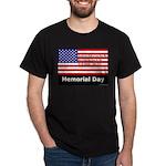 John 15:13 Memorial Day Black T-Shirt