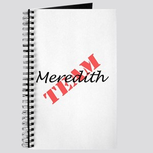 team meredith Journal