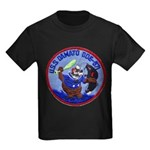 USS DAMATO Kids Dark T-Shirt