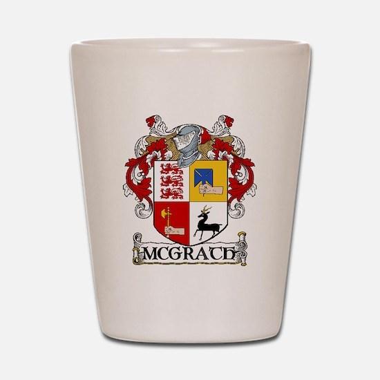 McGrath Coat of Arms Shot Glass