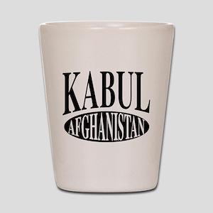 Kabul Shot Glass