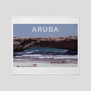 Aruba Throw Blanket