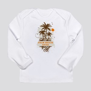 Palm Beach Aruba Long Sleeve Infant T-Shirt