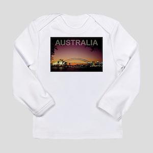 Australia Long Sleeve Infant T-Shirt
