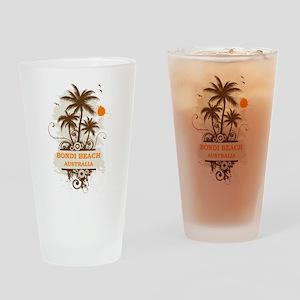 Bondi Beach Australia Pint Glass