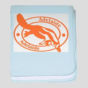 Adelaide baby blanket