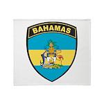 Bahamas Throw Blanket
