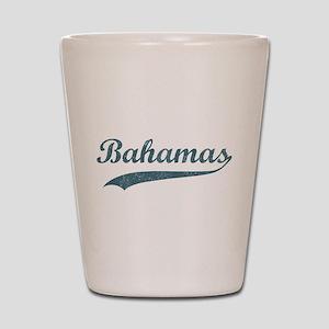 Vintage Bahamas Shot Glass
