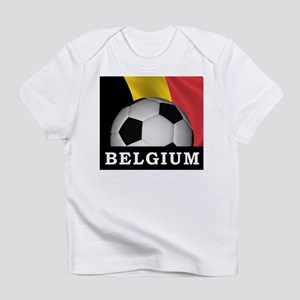 World Cup Belgium Infant T-Shirt