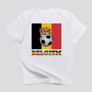 Belgium Football Infant T-Shirt