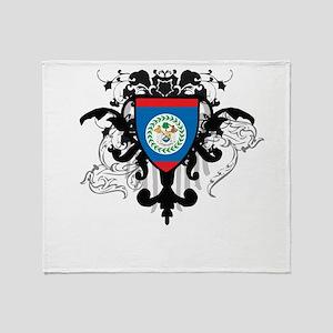 Stylish Belize Throw Blanket