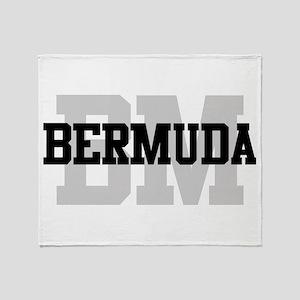 BM Bermuda Throw Blanket