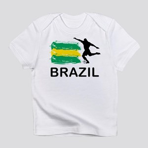 Brazil Football Infant T-Shirt