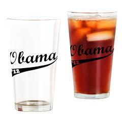 Obama 2012 Swish Pint Glass